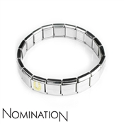 Nomination Horseshoe 21cm Starter Bracelet