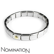 Nomination Star 19cm Starter Bracelet