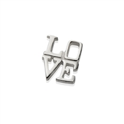 Storie Silver Love Charm