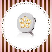 My Bonbons Flower Charm by Nomination