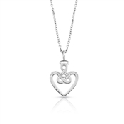 Nomination PARADISO Heart Necklace