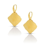 Nomination Ninfea Gold Drop Earrings