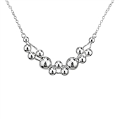 Argento Orbs Necklace