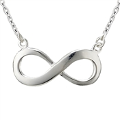 Argento Infinity Necklace