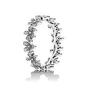 Dazzling Daisy Band Ring by Pandora