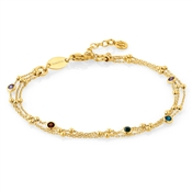 Nomination Bella Gold Rich Bracelet