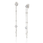 Nomination Bella Silver CZ Earrings