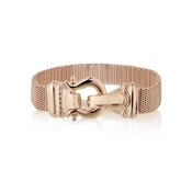 August Woods Rose Gold Clasp Bracelet