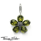 Thomas Sabo Flower Pendant