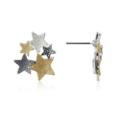 August Woods Outlet  Trio Star Earrings