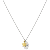 Argento Outlet Youre A Star Cluster Necklace