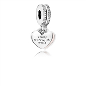 PANDORA Travel Together Dangle Charm
