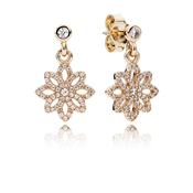 PANDORA Lace Botanique Earrings