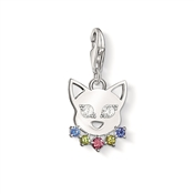 Thomas Sabo Cat Charm