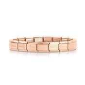 Nomination Classic 18 Link Rose Gold Band
