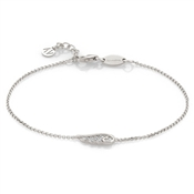 Nomination Angel Silver Wing Bracelet