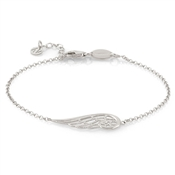 Nomination Angel Silver Single Wing Bracelet