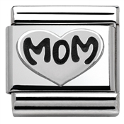 Nomination Silver Mom Charm