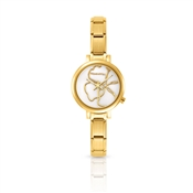 Nomination Paris Gold & White Mother of Pearl Watch