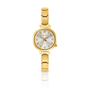 Nomination Paris Gold & Silver Watch