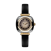 Vivienne Westwood Black & Gold Beckton Watch