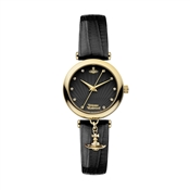 Vivienne Westwood Black Trafalgar Watch