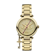 Vivienne Westwood Gold Kensington Watch