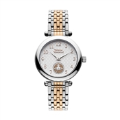 Vivienne Westwood Silver & Rose Gold Primrose Watch