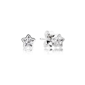Starshine Stud Earrings by Pandora
