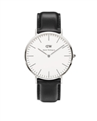 Daniel Wellington Sheffield 40mm Silver Watch