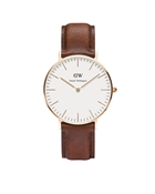 Daniel Wellington St Mawes 36mm Rose Gold Watch