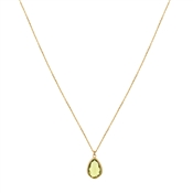 August Woods Outlet  Gold August Necklace