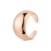 August Woods Rose Gold Thick Ring