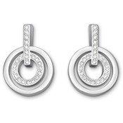 Swarovski Circle Mini Earrings