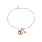 Argento Outlet Wish Stretch Bracelet