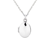 Argento Plain Locket