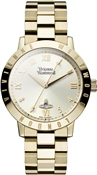 Vivienne Westwood Gold Bloomsbury Watch