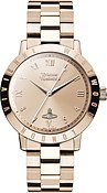Vivienne Westwood Rose Gold Bloomsbury Watch