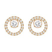 Swarovski Creativity Rose Gold Earrings
