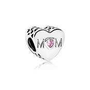 Pandora Mother Heart Charm