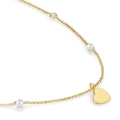 Nomination  Bella Gold Heart Necklace