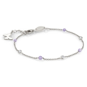 Nomination  Bella Silver Butterfly Bracelet