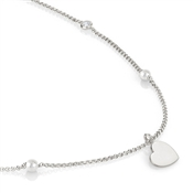 Nomination  Bella Silver Heart Necklace