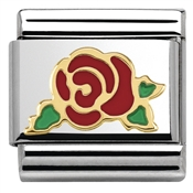Nomination  Red Rose Charm