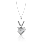 Nomination Gioie Crystal Heart Necklace