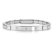 Nomination  Trendsetter Steel Screw Bracelet