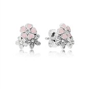 PANDORA Poetic Blooms Earrings