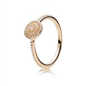 PANDORA Radiant Elegance Gold Ring