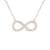 August Woods Infinite Love Necklace