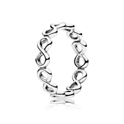 Infinite Shine Ring by Pandora